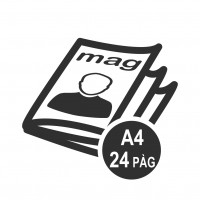Revista A4 24 pàgines