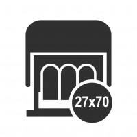 Segell 27x70